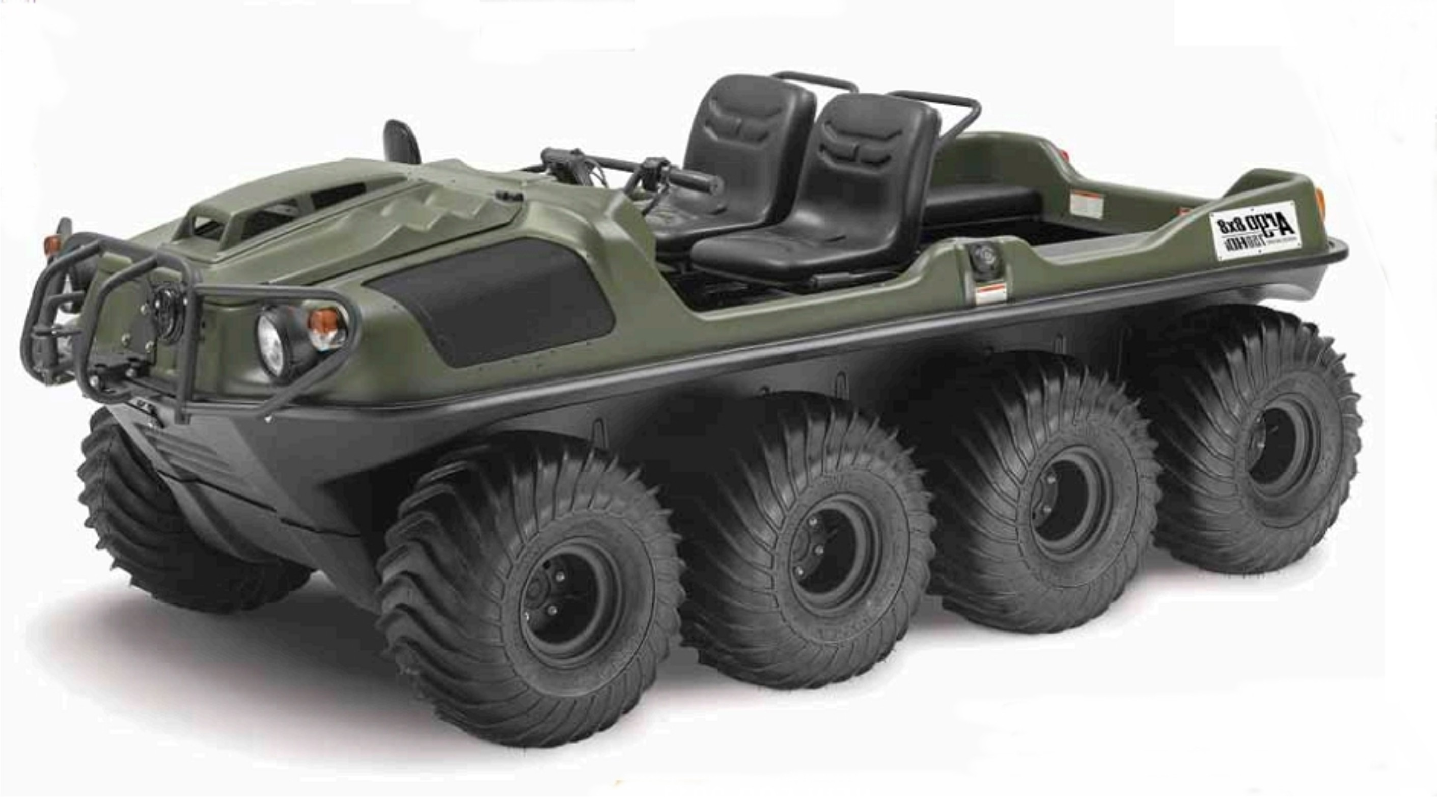 best rc all terrain vehicle with Argo Atv 8x8 Avenger on Lifted 2016 Platinum F250 together with Trex Robotic Lawn Mower Is The Big Daddy Of Them All as well Panther Watercar Worlds Fastest  hibious Vehicle moreover Argo Atv 8x8 Avenger in addition Bufalino One Person C er By Cornelius  anns.